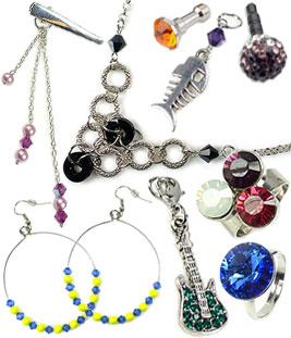 Sieraden Trend: Space Punk - Stoere kettingen, felgekleurde oorbellen en verschillende armbandjes